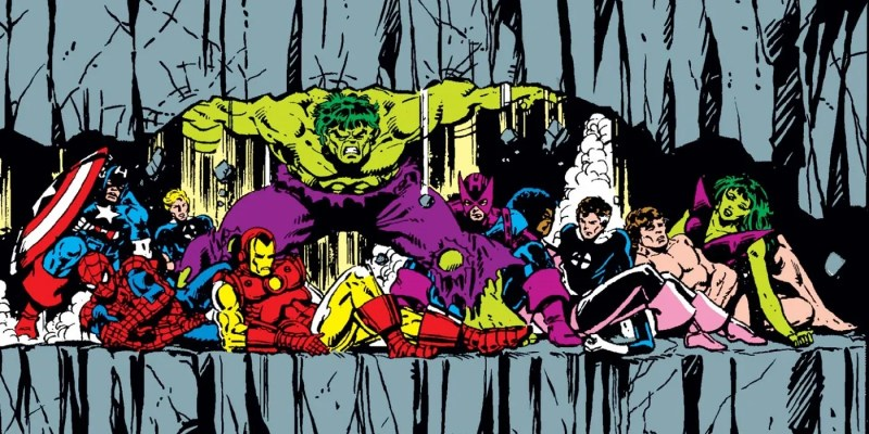 It's Wasp's Turn to Embarrass the X-Men While the Hulk Holds Up a ...