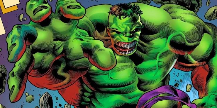 The Immortal Hulk/Marvel