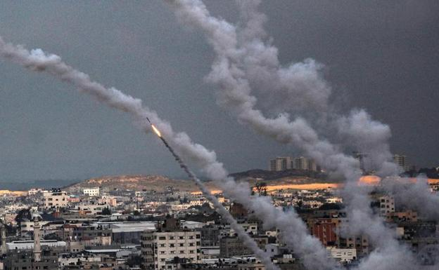 """Islamic Jihad declares the """"end of the response"""" to Israel after launching more than 60 rockets"""
