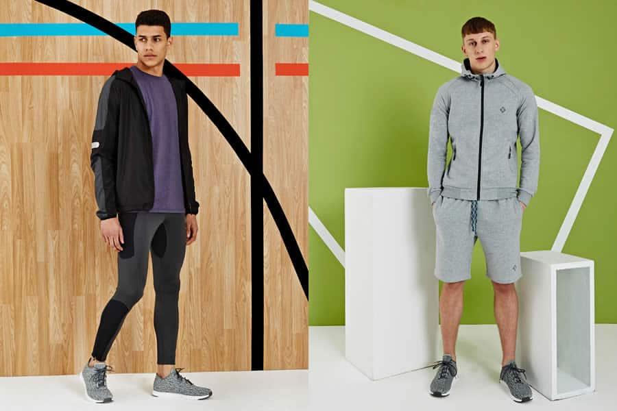 Topman Sportswear 2014 Mens Lookbook