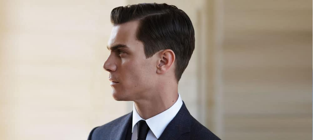 Side Part Hairstyles How To Get A Barbershop Finish