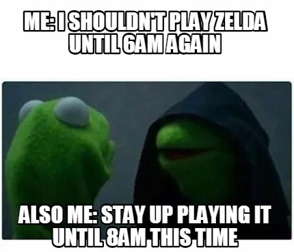 Zelda 10 Hilarious Memes Only Retro Gamers Will Understand