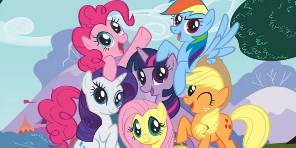 Magic the Gathering is Crossing Over With My Little Pony