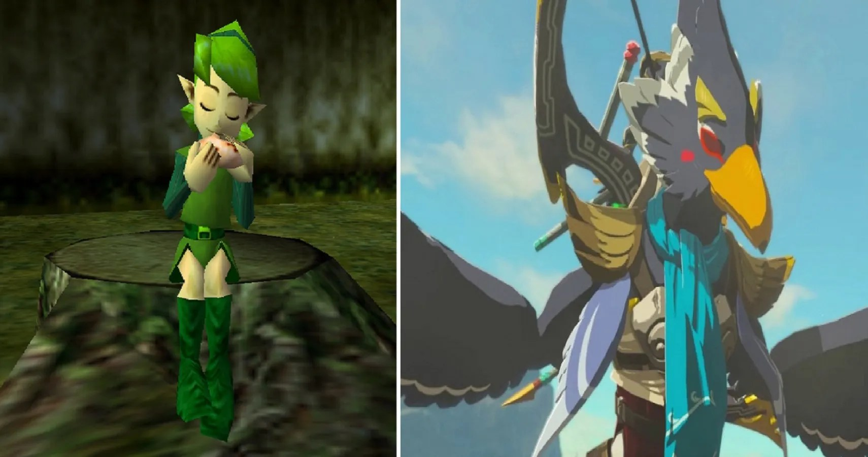 The Legend Of Zelda 5 Most Lovable Characters In The Nintendo