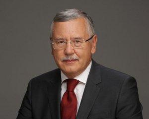 Експерт пояснив, чому Гриценко втрачає рейтинг