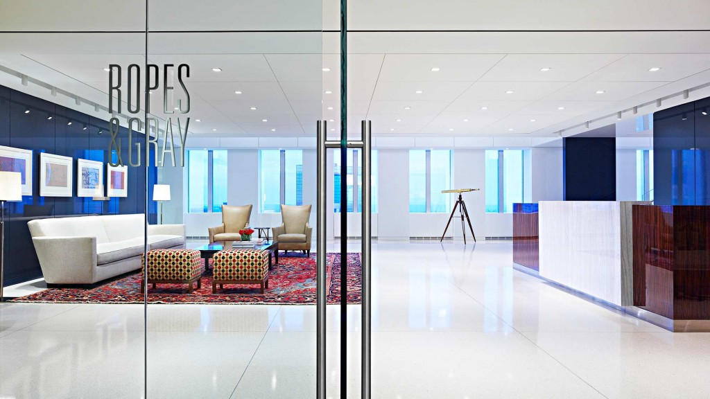 Ropes Amp Gray LLP Projects Gensler