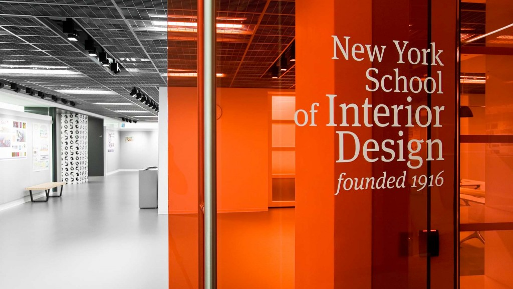 New York School Interior Design Gpa