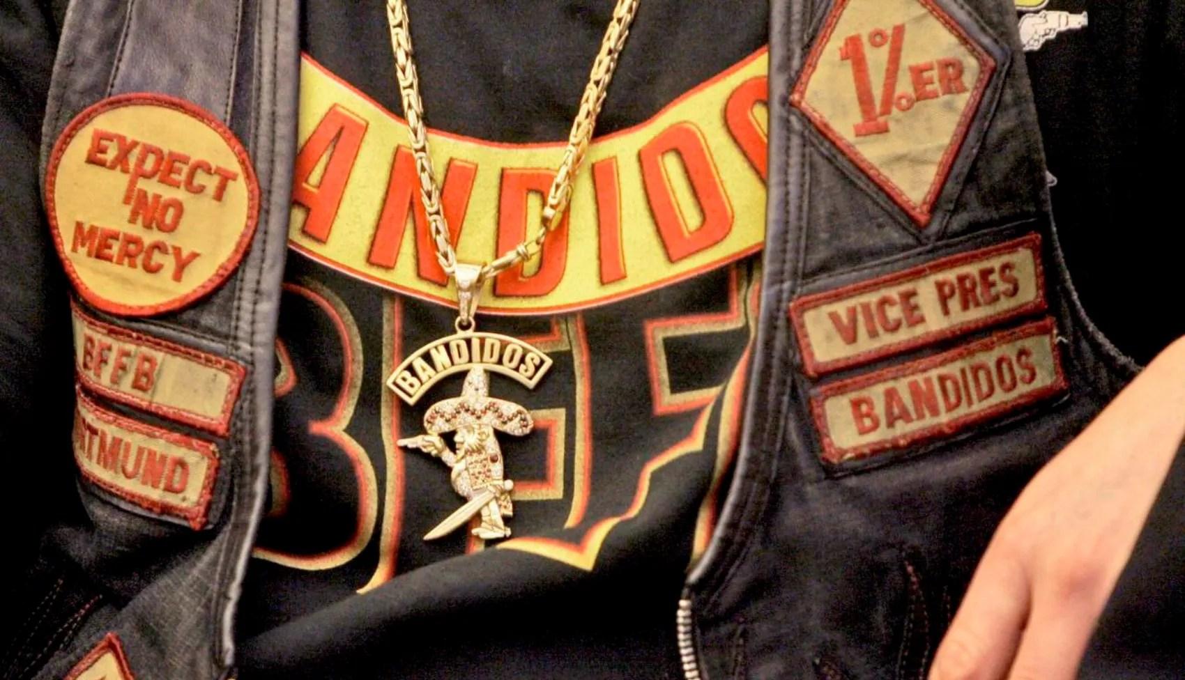 Bandidos 1% Badges