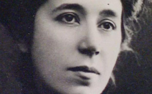 Maria Lejárraga.