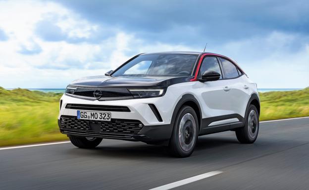 The new Opel Mokka.