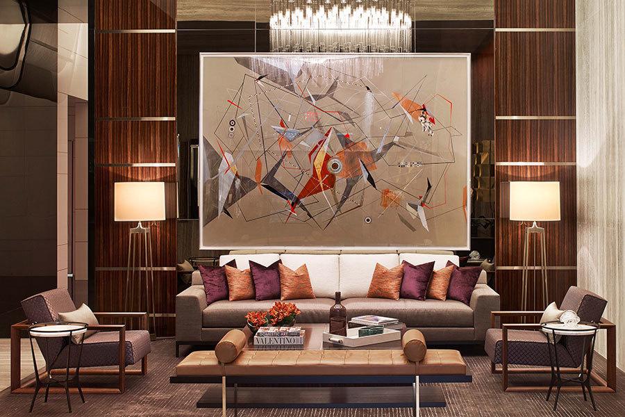 Modern Living Room Color Schemes