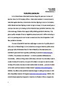 apa essay writing
