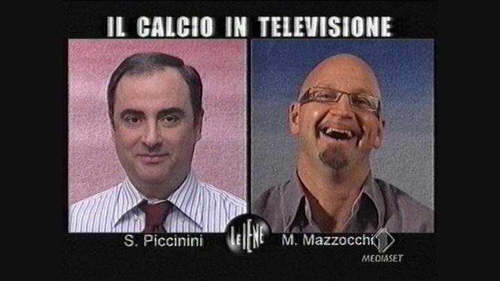 Intervista Sandro Piccinini E Marco Mazzocchi Le Iene Video