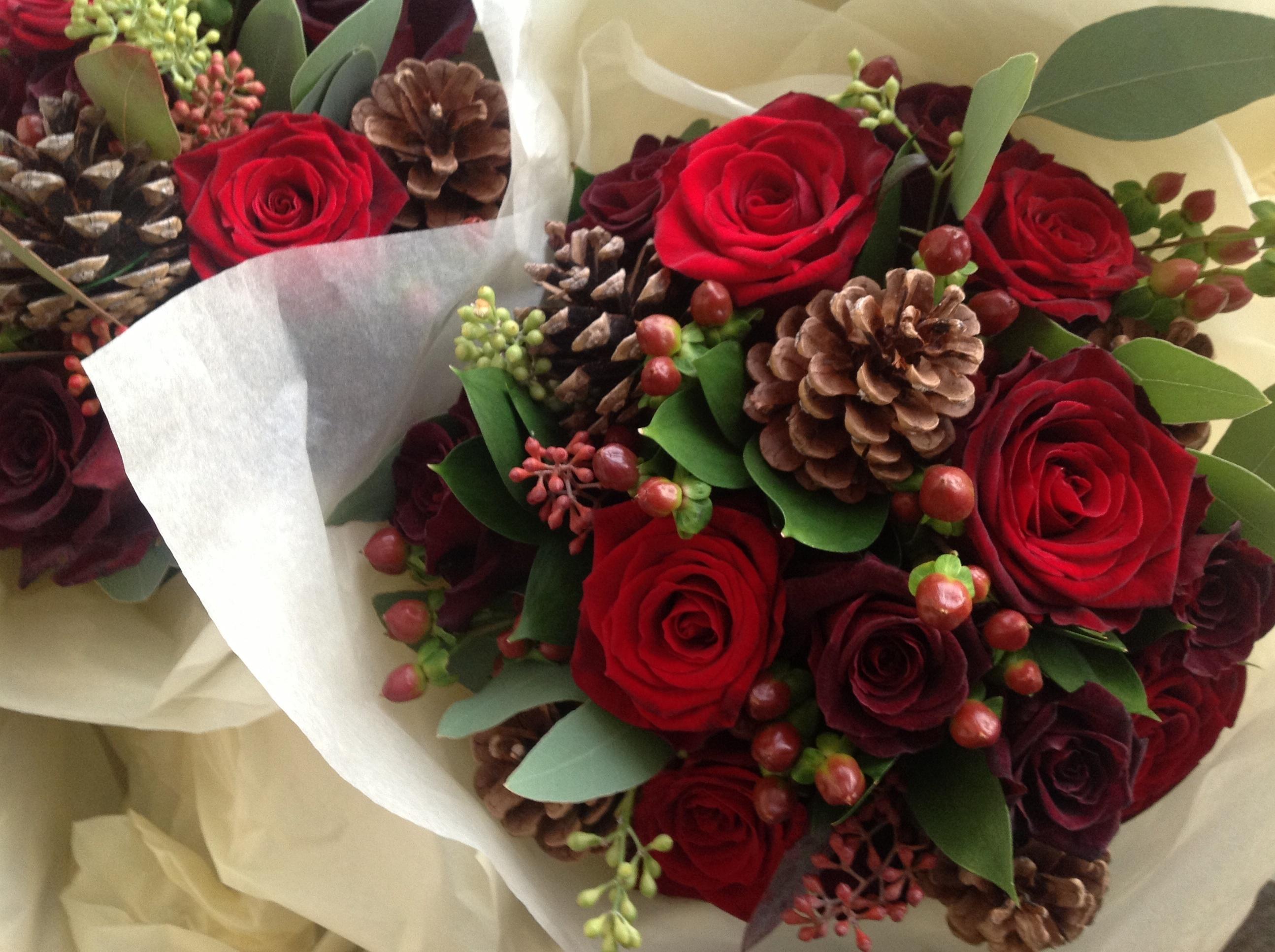 The Top 10 Seasonal Winter Wedding Flowers Mywedding