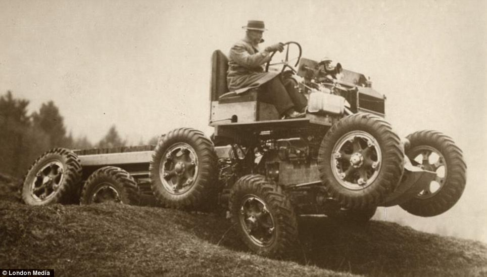 camion off-road