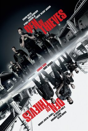Den of Thieves   On DVD   Movie Synopsis and Plot Den of Thieves Movie Poster