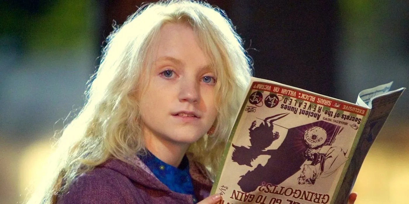 Harry Potter 10 Luna Lovegood Quotes Thatll Make Anyone Believe In