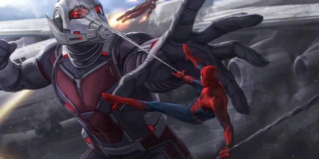 Resultado de imagen para ant-man civil war