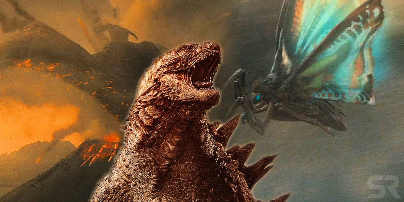 Godzilla: King Of The Monsters Trailer Hints At Mothra