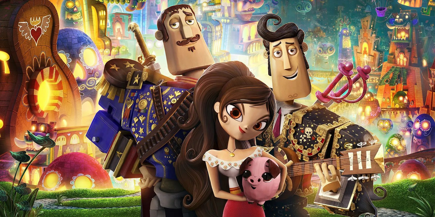 Book Of Life S Cast Amp Characters Guide