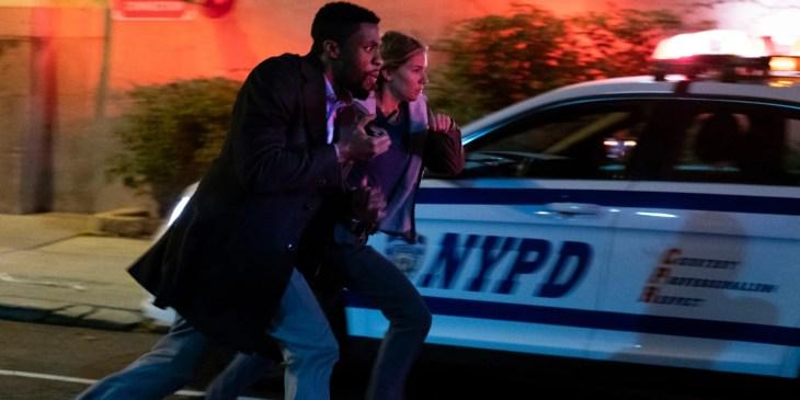 "Image result for 21 bridges movie"""