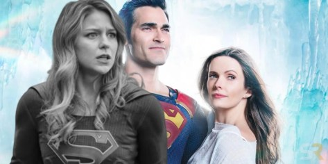 Arrowverse's Superman Show Doesn't Mean Supergirl Will Be Canceled