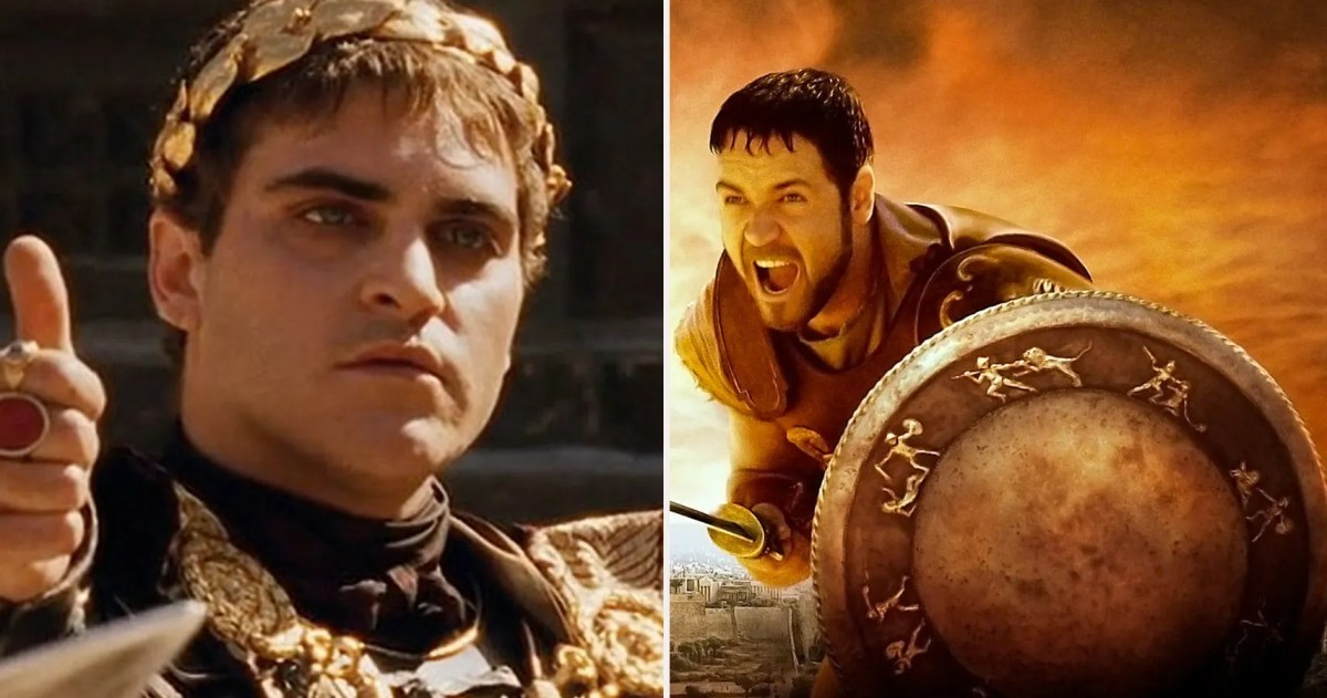 In This Life Or The Next: 10 Behind-The-Scenes Facts About Gladiator