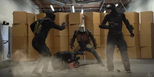Stunt Performers Pay Tribute To The Mandalorian In Awesome New Video