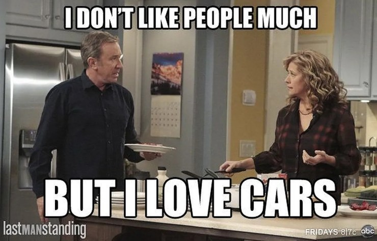 Last Man Standing 10 Funniest Memes From The Show Screenrant