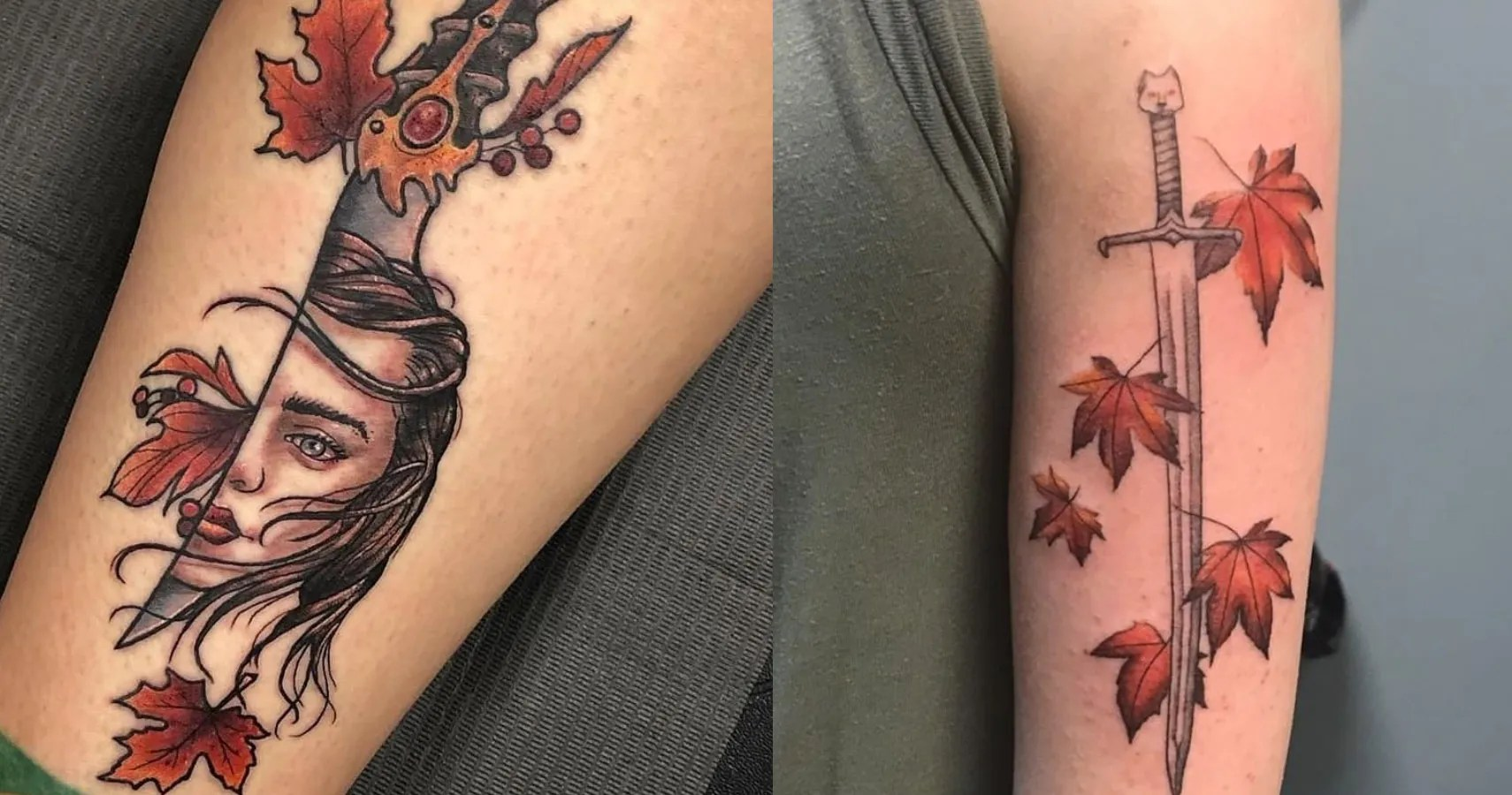 Game Of Thrones 10 Stark Tattoos Only Devoted Fans Would Get