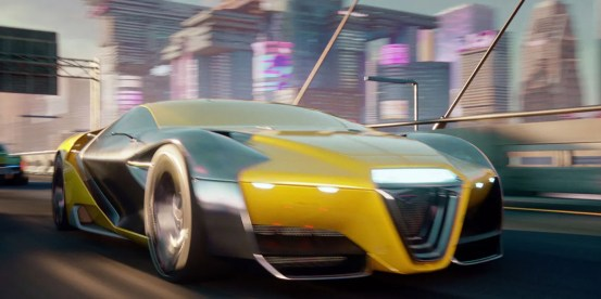 Cyberpunk 2077: All free locations for cars and vehicles