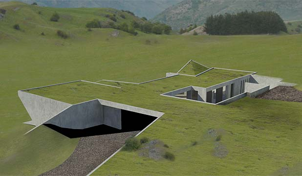 Underground Home Design