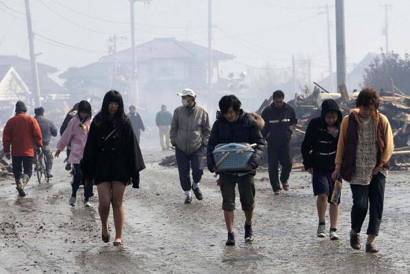 Japan earthquake, tsunami devastation