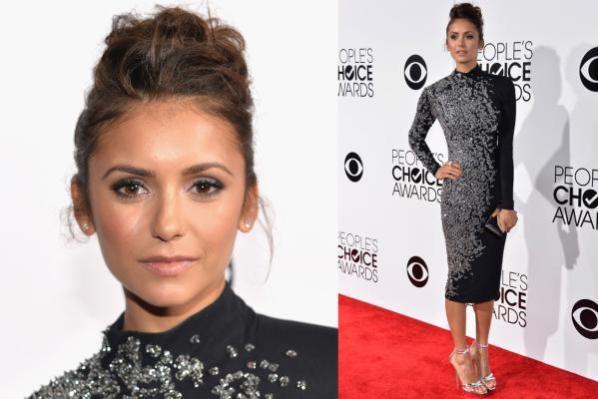 Nina Dobrev People's Choice Awards 2014