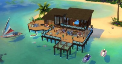 5 Ways Sims 4 Island Living Will Change The Game (& 5 ...