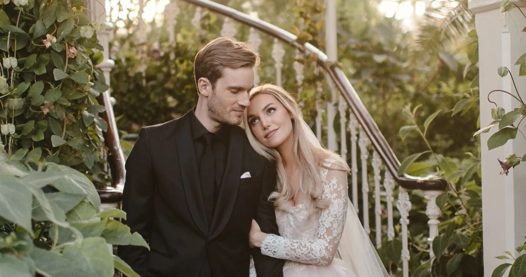 PewDiePie And Marzia Have Finally Gotten Married