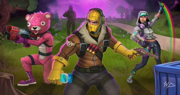 New Fortnite Patch Introduces Party Hub And It Might Be A Game-Changer
