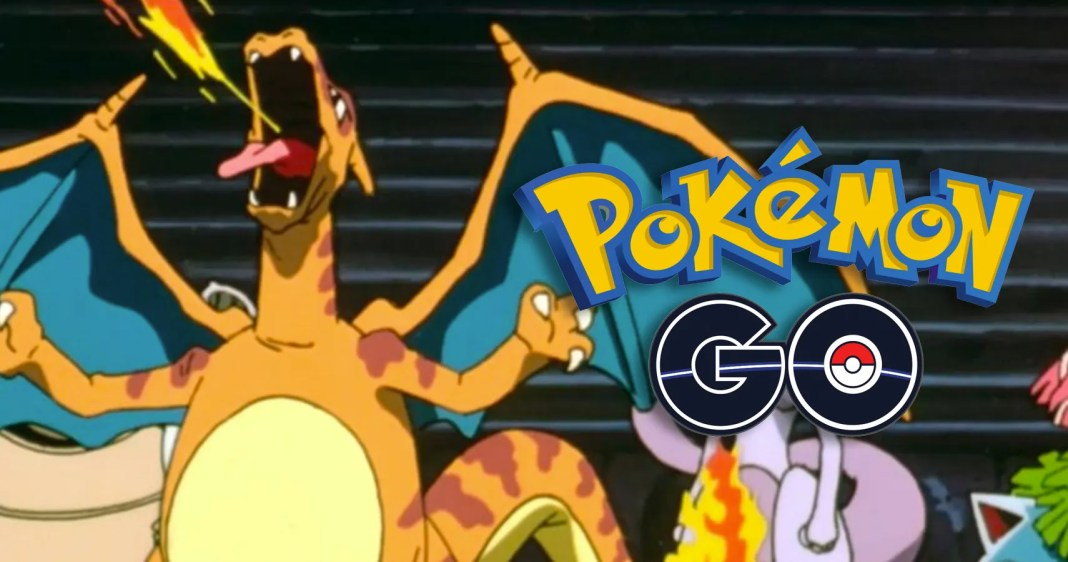 Image result for pokemon go clone charizard