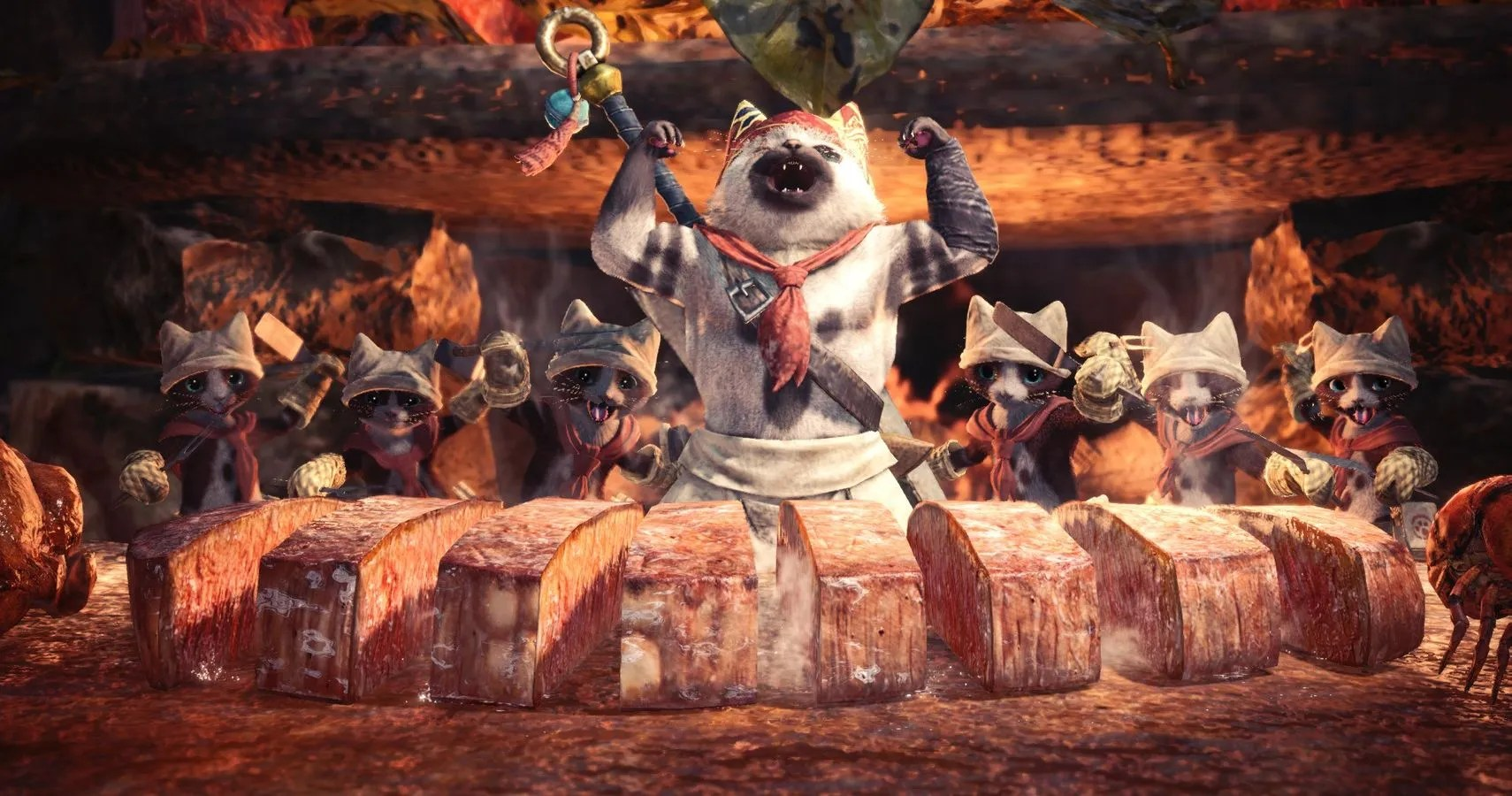 10 Memes About Monster Hunter World That Prove The Game Makes No