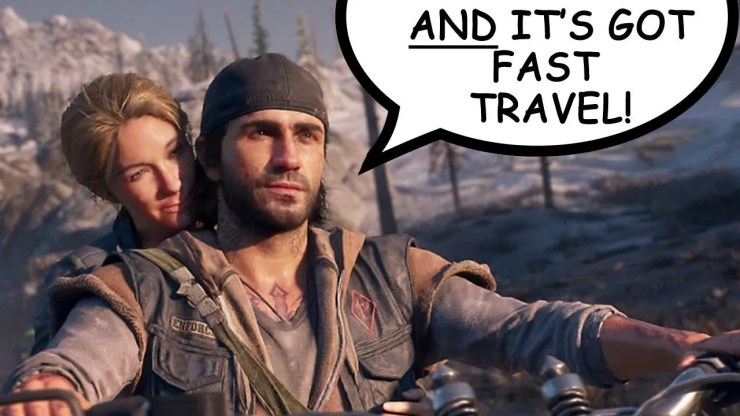 Days Gone 10 Memes Only True Fans Would Understand Thegamer