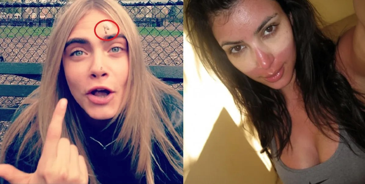 The 10 Most Embarrassingly Awkward Selfies Taken By Models