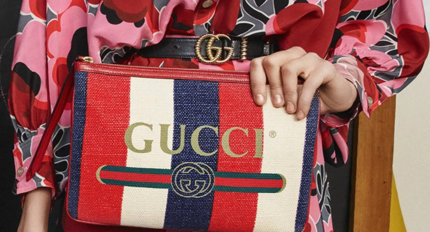 8c56c07a499 The Gucci name has had its fair share of ups and down; the name that  everyone knows so well did not grow without some drama — family drama.