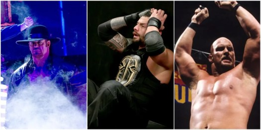 The 10 Best Royal Rumble Performances By The Previous Year ...