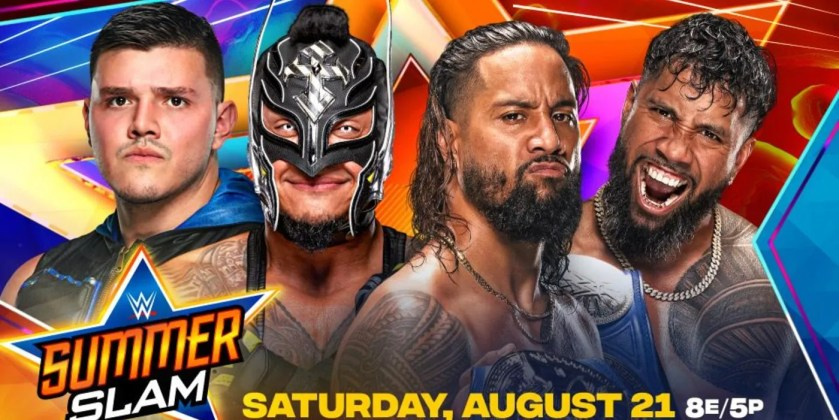 WWE SummerSlam 2021 Guide: Match Card, Predictions | TheSportster