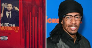 Eminem Ignores Nick Cannon And Drops Album Touching On Gun Control