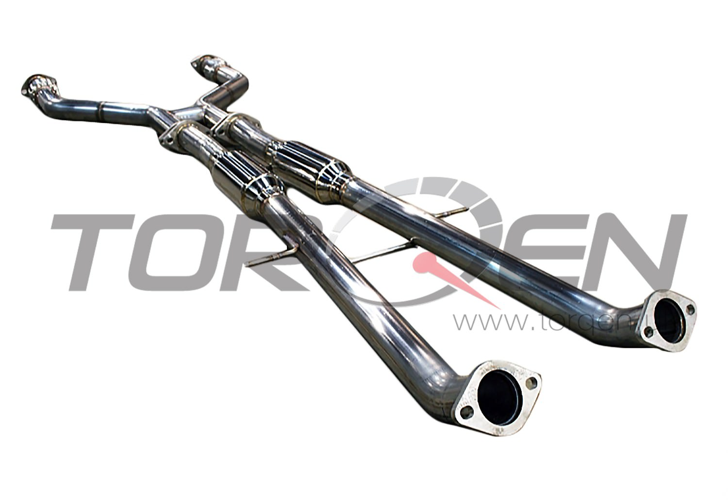 370z Aam Competition S Line Exhaust Midpipe