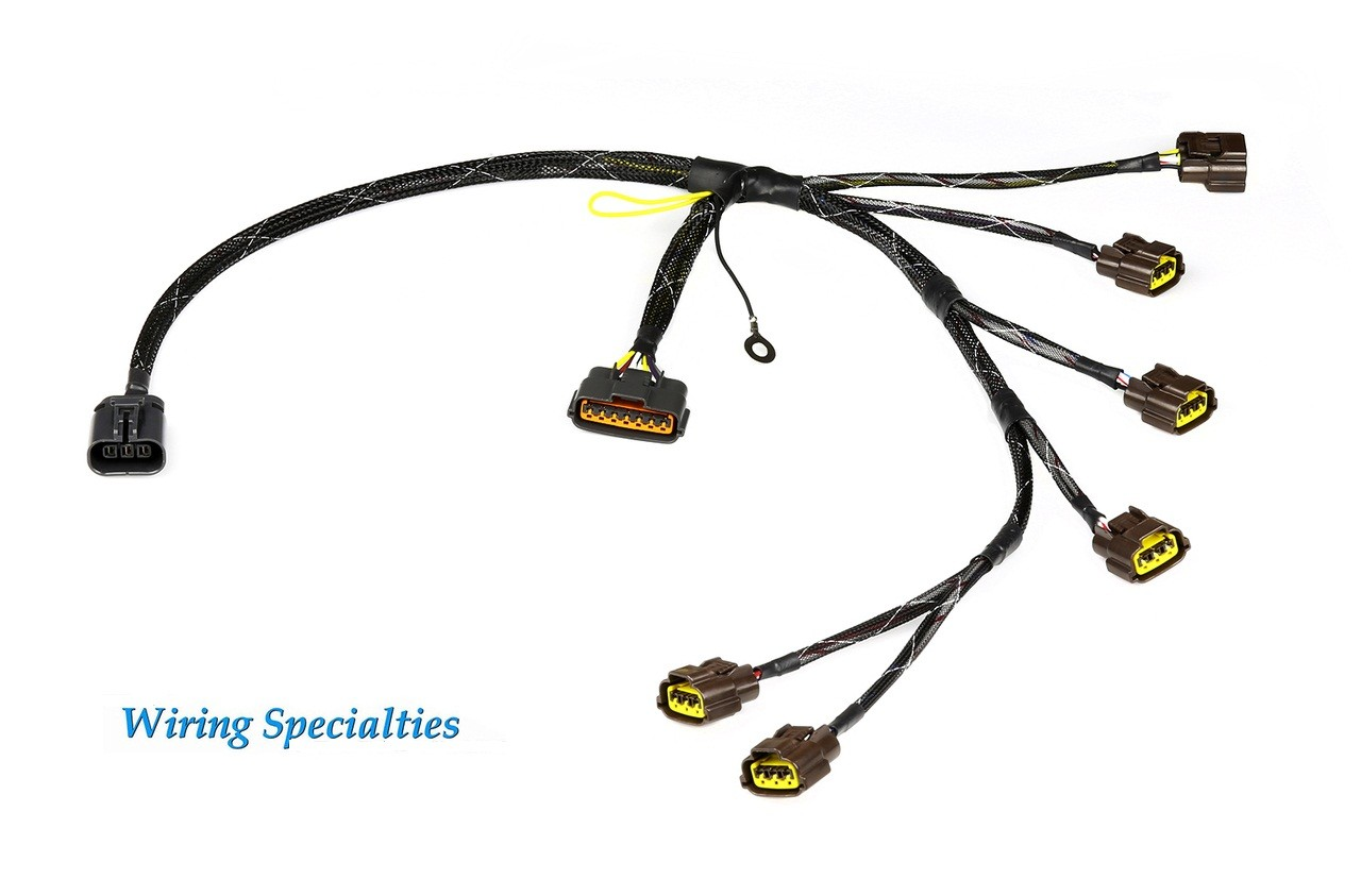 R33 Wiring Specialties Coil Pack Harness