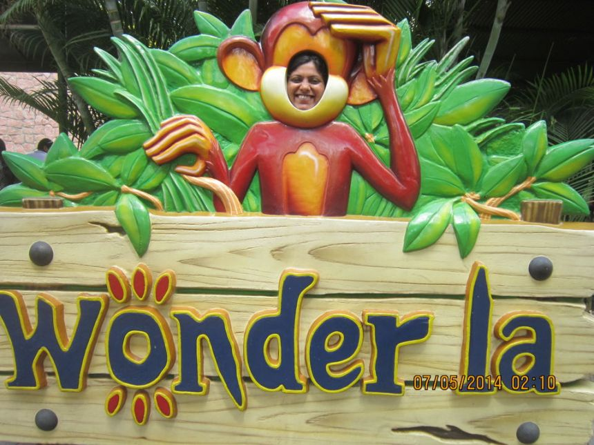 Photos of Wonderla Amusement Park, Bangalore, Karnataka, India 1/2 by pawar sheetal