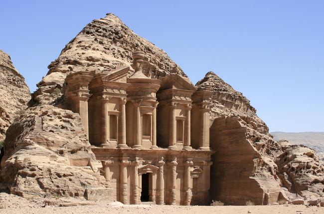 El Deir – The Monastery- Jordan