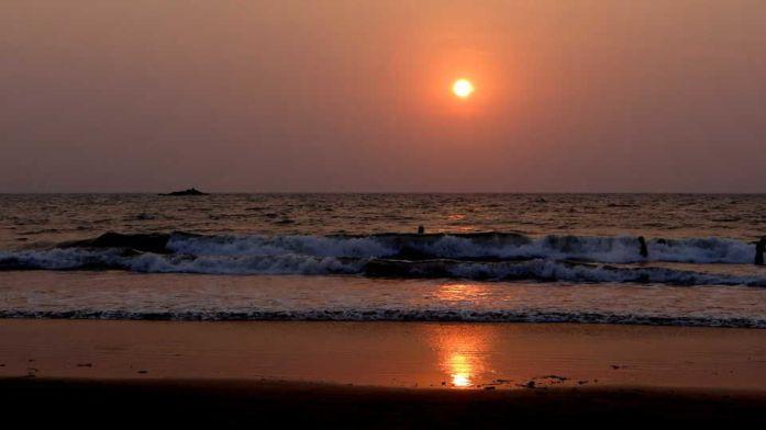 Auroville Beach - pondicherry